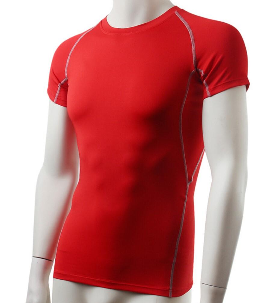 运动速干T恤短袖款 专业面料